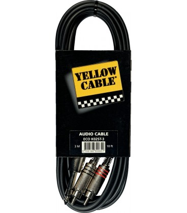 YELLOW CABLE ECO K02ST-3