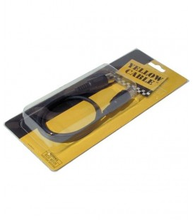 CABLE MIDI 1M YELLOW CABLE ECO MD1