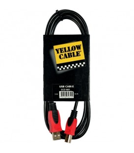 Yellow Cable N01-5