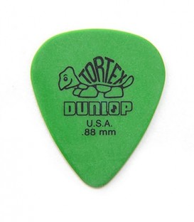 Médiators Dunlop Tortex