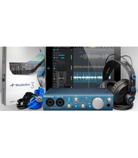 PACK NOËL AUDIOBOX ITWO STUDIO PRESONUS