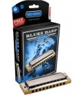 Hohner Blues Harp 532/20 MS 10 TROUS