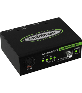 interface M-AUDIO Midisport 2x2