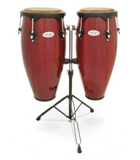 Toca set congas Synergy Series tobacco