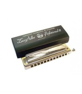 HARMONICA CHROMATIQUE 7534/48 LARRY ADLER 12 TROUS C DO