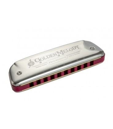 Harmonica Hohner Golden Melody C