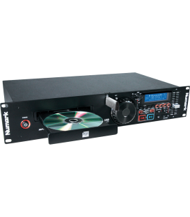 platine dj cd Numark MP103USB usb mp3 rackable