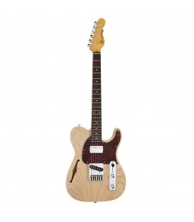 G&L Tribute ASAT Classic Bluesboy Semi Hollow Blonde