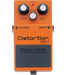 Boss DS-1 Distortion pédale effet guitare