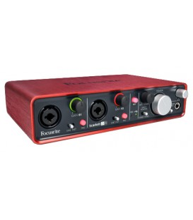 Carte Son Focusrite - SCARLETT 2I4