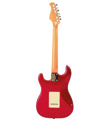Prodipe Guitars ST83RA CANDY RED