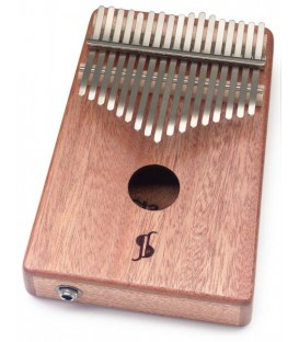 STAGG Kalimba 17 notes electro-acoustique