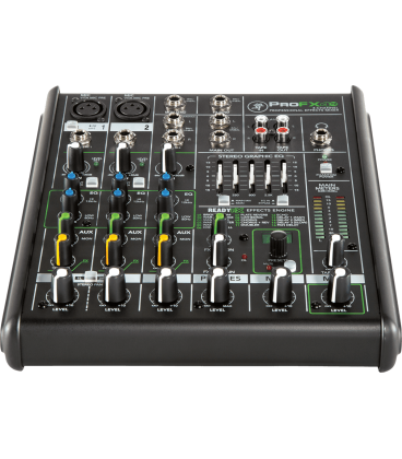 Mackie PROFX4V2 Mixeur 4 canaux + effets