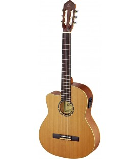 ORTEGA gaucher RCE131L SOLID cedar natural