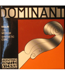 Thomastik DOMINANT Violon synthetic core