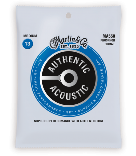 Martin MA550 Authentic SP, Medium, 13/56
