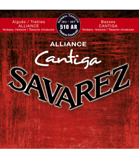 Savarez 510AR Alliance Cantiga Tirant normal