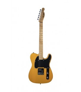 Prodipe Guitars TC80MA Butterscotch