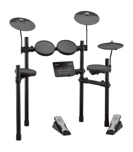 Yamaha DTX402K E-Drum Set - 1