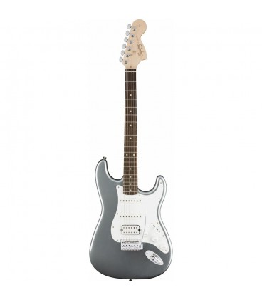 Squire Affinity Series Slick Silver