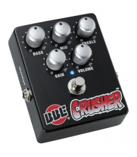 BBE Crusher Pédale d'effets Distorsion