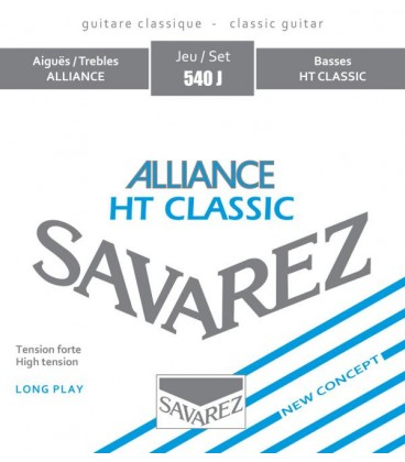 SAVAREZ ALLIANCE HT CLASSIC 540 J