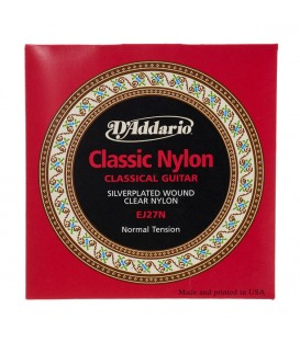 Daddario EJ27N classic nylon normal tension