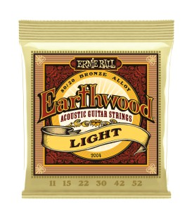 Ernie ball EARTHWOOD 11-52 LIGHT
