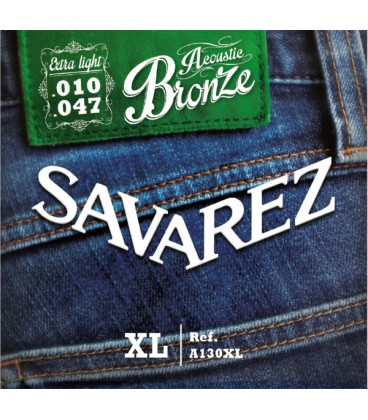 SAVAREZ ACOUSTIC BRONZE A130XL