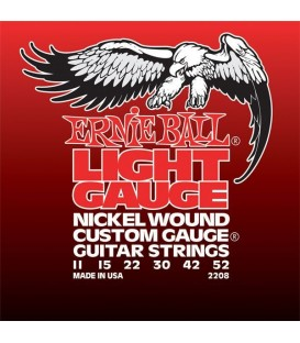 ERNIE BALL LIGHT GAUGE 11-52 2208