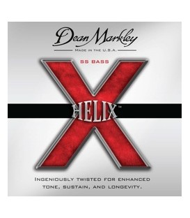 Dean Markley Guitare Basse Helix Medium Light (45 - 105)